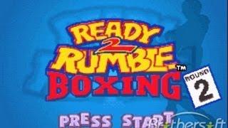Ready 2 Rumble Boxing Round 2 - Nintendo 64