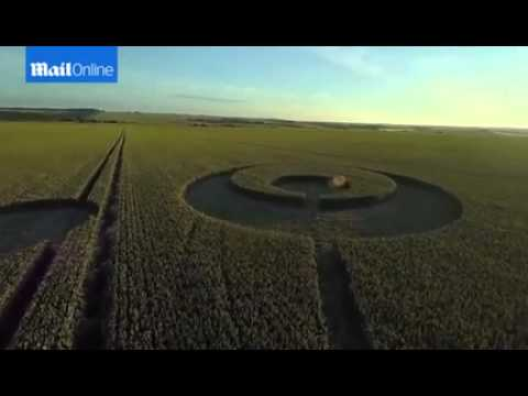 MI5 spent years investigating crop circles