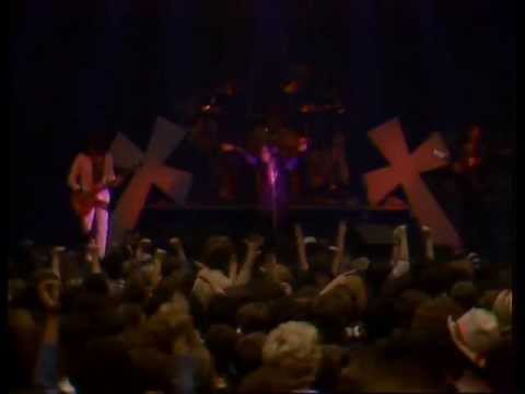 Black Sabbath [HD] Heaven and Hell 1980 Dio Live Black and Blue