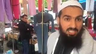 جزائري يعطي درس في الدين و الأخلاق لبائع الأوهام مكسر النيف