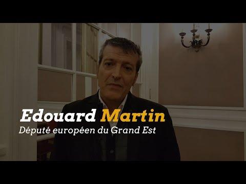 3 questions au député européen Edouard Martin