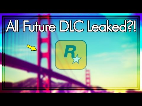 Mysterious Rockstar Games Insider Leaks ALL Upcoming GTA Online DLC & Map Expansions?!