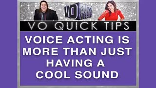 1 Voice Over Resource | Advice From Working Voice Actors