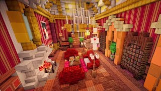 Minecraft Tutorial: Baroque Interior Design feat. 2002maxi