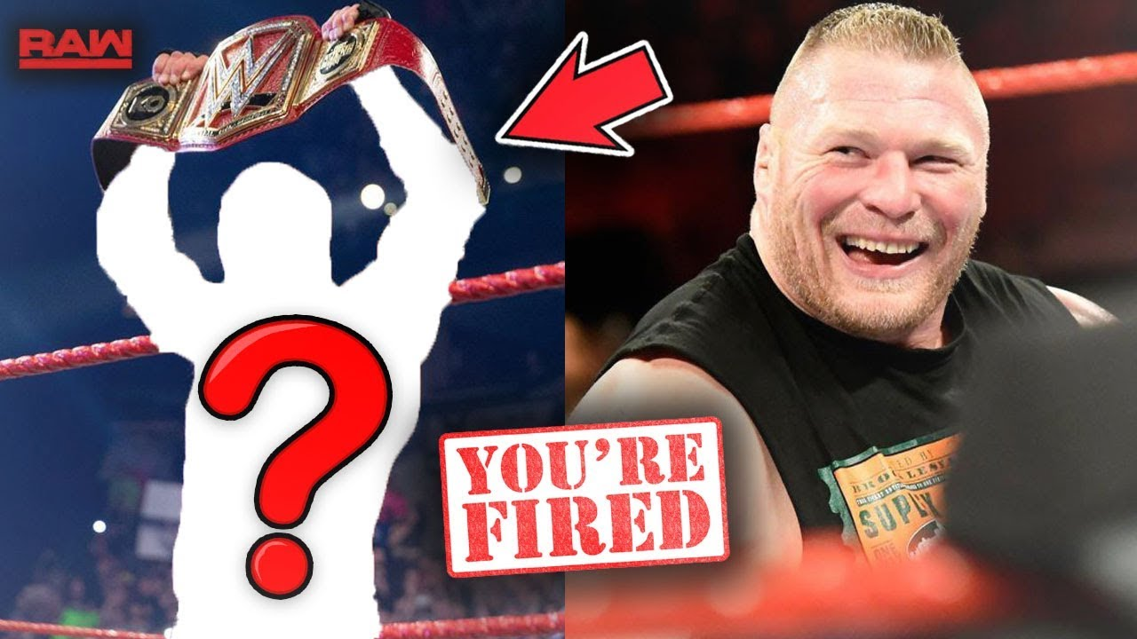 BREAKING NEWS: WWE HAS FINALLY CHOSE A NEW UNIVERSAL CHAMPION (BROCK LESNAR LEAVING WWE)