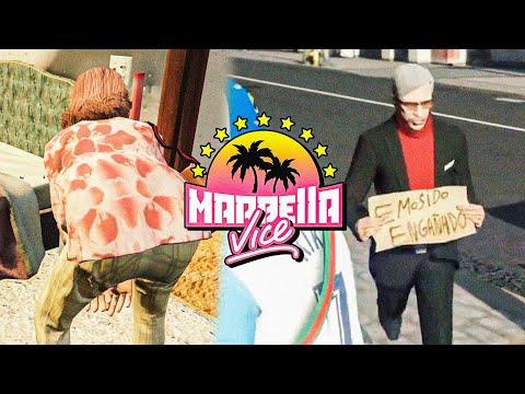 mAldaDe con miS niÑa y mAniFestazioN caTaLAna 💦🍑 - Marbella Vice 🌴 #7