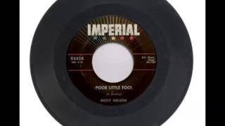 Ricky Nelson   Poor Little Fool  2 Track. mix 6