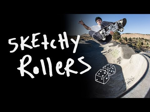 "Vagrant ""Sketchy Rollers"" Video"