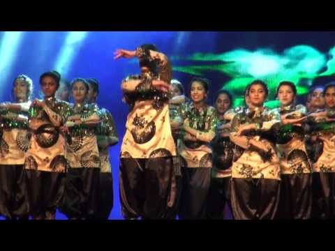 DIL DOSTI DANCE | IDEAL INDIAN SCHOOL  | ANNUALDAY2k15