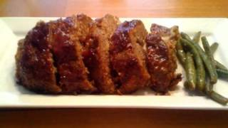 Meatloaf Recipe Brown Sugar