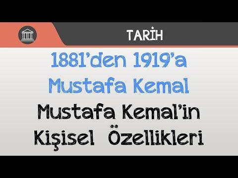 1881'den 1919'a Mustafa Kemal