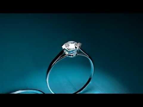 C4D Diamond Ring