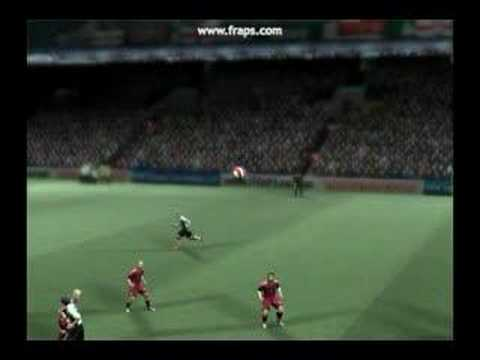 Carrick's Magical Trick on FIFA 07 by Diesel