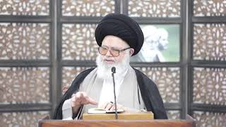 السيد عبدالله الغريفي - الصيام لا ينتهي بإنتهاء شهر رمضان و يستمر بإستمرار التقوى