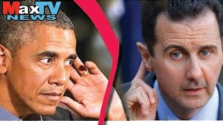 Obama/Assad - What Red Line? Jaka Czerwona Linia?- Max Kolonko Telling It like It Is