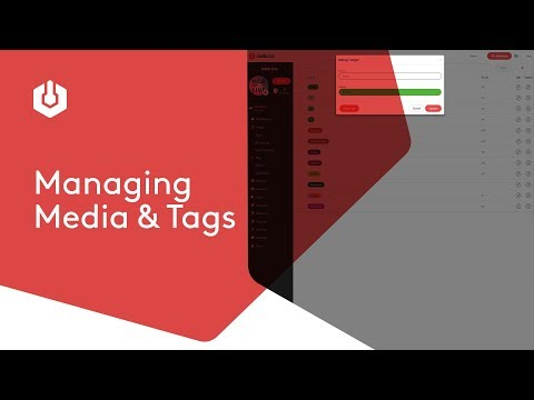 Using Tags to Organise Your Media | Radio co Help Center