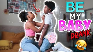 I LIKE YOU PRANK on Deshae Frost !! ** He likes me back !! **