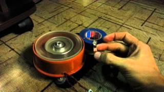 Двигатель от видеомагнитафона 1.0
