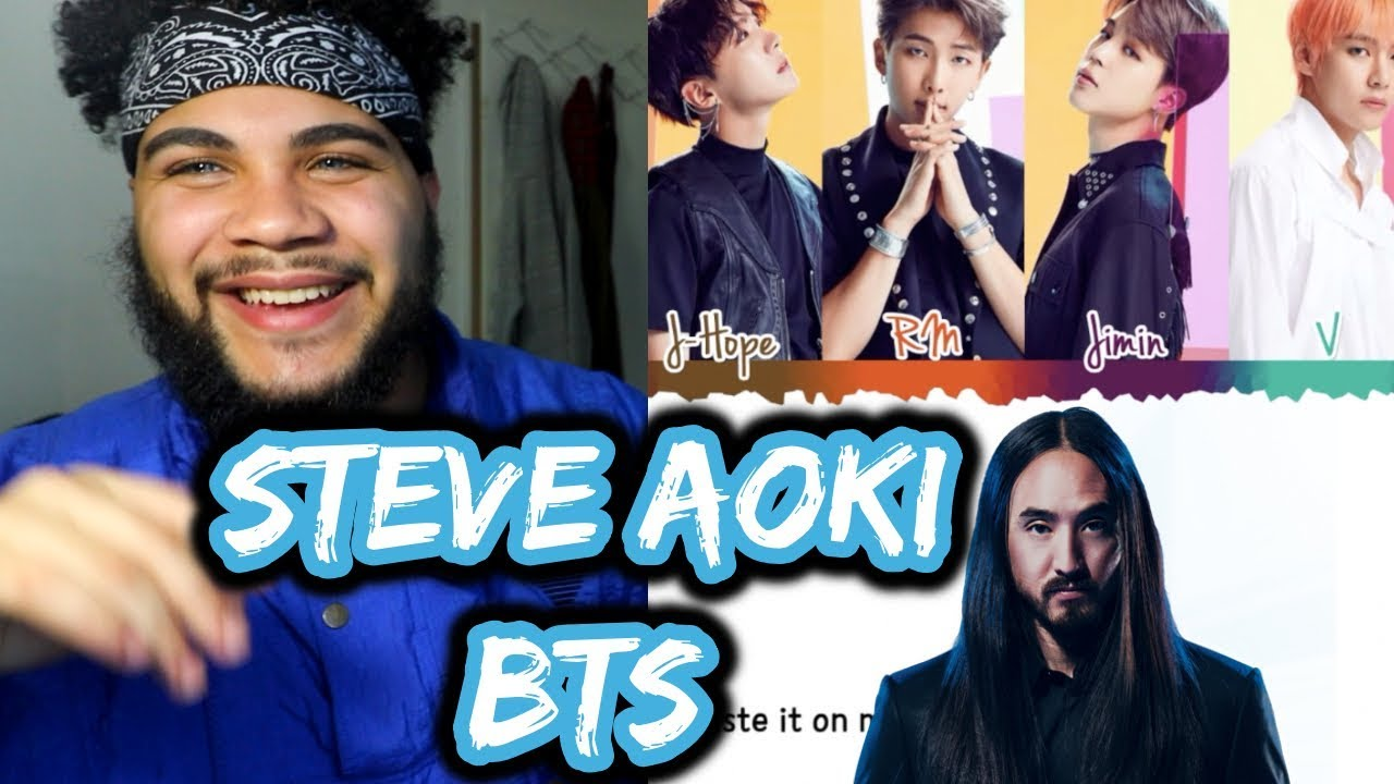 STEVE AOKI feat BTS - 'WASTE IT ON ME' Lyrics [Color Coded] REACTION &  THOUGHTS | JAYVISIONS