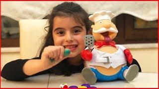 Tombik Aşçı Oyunu Oynadık L Çocuk Oyunları L Rüya'nın Çiftliği