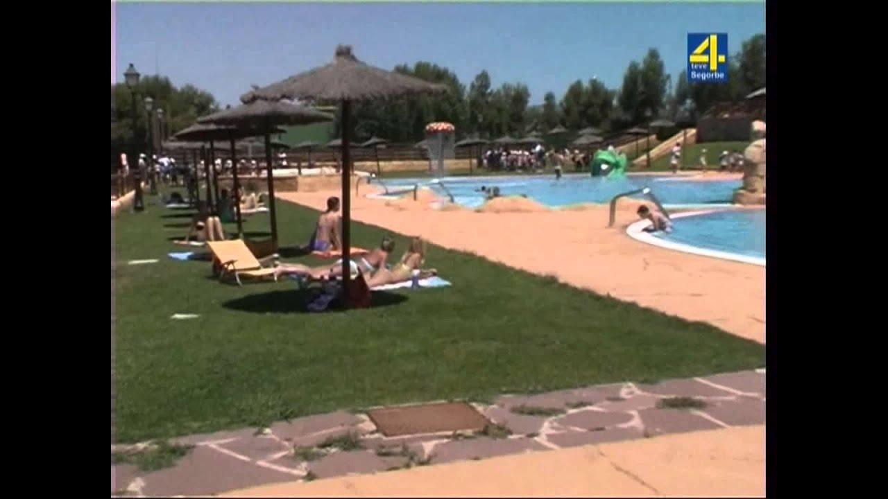 Segorbe pone a punto sus piscinas de verano youtube for Piscina segorbe
