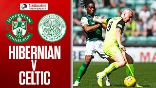 Hibernian 0-0 Celtic | Marciano Excels As Game Ends In Thrilling Draw | Ladbrokes Premiership