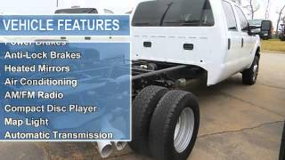 2011 FORD F350 - Cummins Auto Group - Weatherford, OK 73096