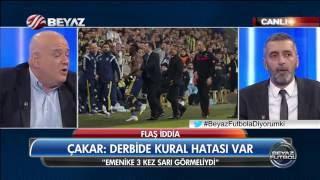 (T) Beyaz Futbol 22 Mart 2015 Tek Parça - Beyaz TV