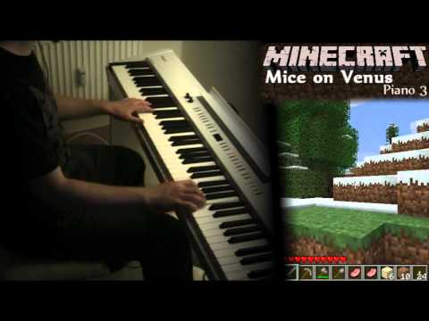 Minecraft Piano: Piano - Wet Hands, Dry Hands, Mice on Venus [Sheet Music]