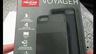 pelican voyager for iphone 6s plus and 6 plus review