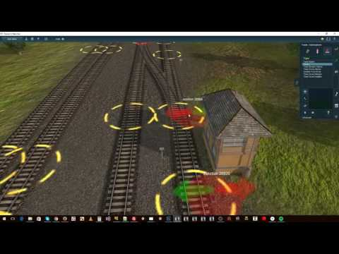 Trainz - Content Creation - #8 - How to use triggers in your sessions