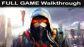 Killzone Shadow Fall Full Game Walkthrough - No Commentary