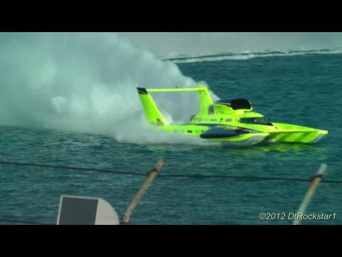 Unlimited Hydroplane Powerboat APBA Gold Cup