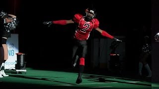 Jereme Green 2013 Arena Football Highlights