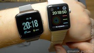 no.1 G12 SmartWatch - НИЧЕГО ЛИШНЕГО! Очередное поколение дешевых китайских умных часов! Уже лучше!