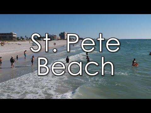 St Pete Beach Florida Vacation Day 2 DJI Spark Bing Err HD