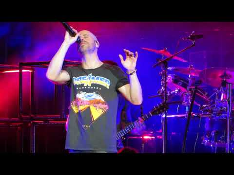 "Daughtry ""Backbone"" Live @ Caesars Circus Maximus Theatre"
