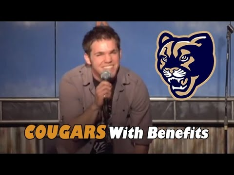 benefits of dating a cougar