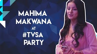 Mahima Makwana at the TV-Video Summit and Awards Party