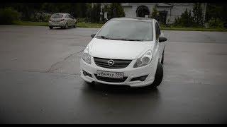 Обзор Opel Corsa: обзор Opel Corsa от Грача