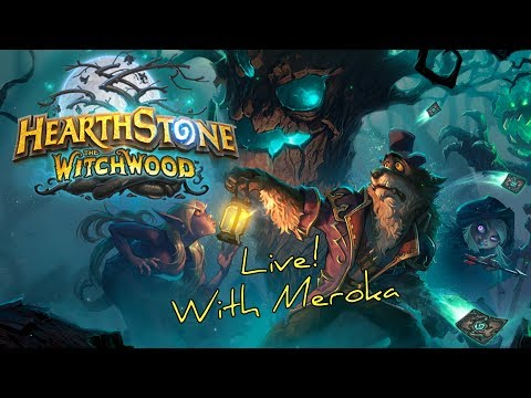 Hearthstone: The Witchwood - Monster Hunt with Meroka