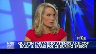 Gutfeld: Tarantino living in a fantasy world of policing