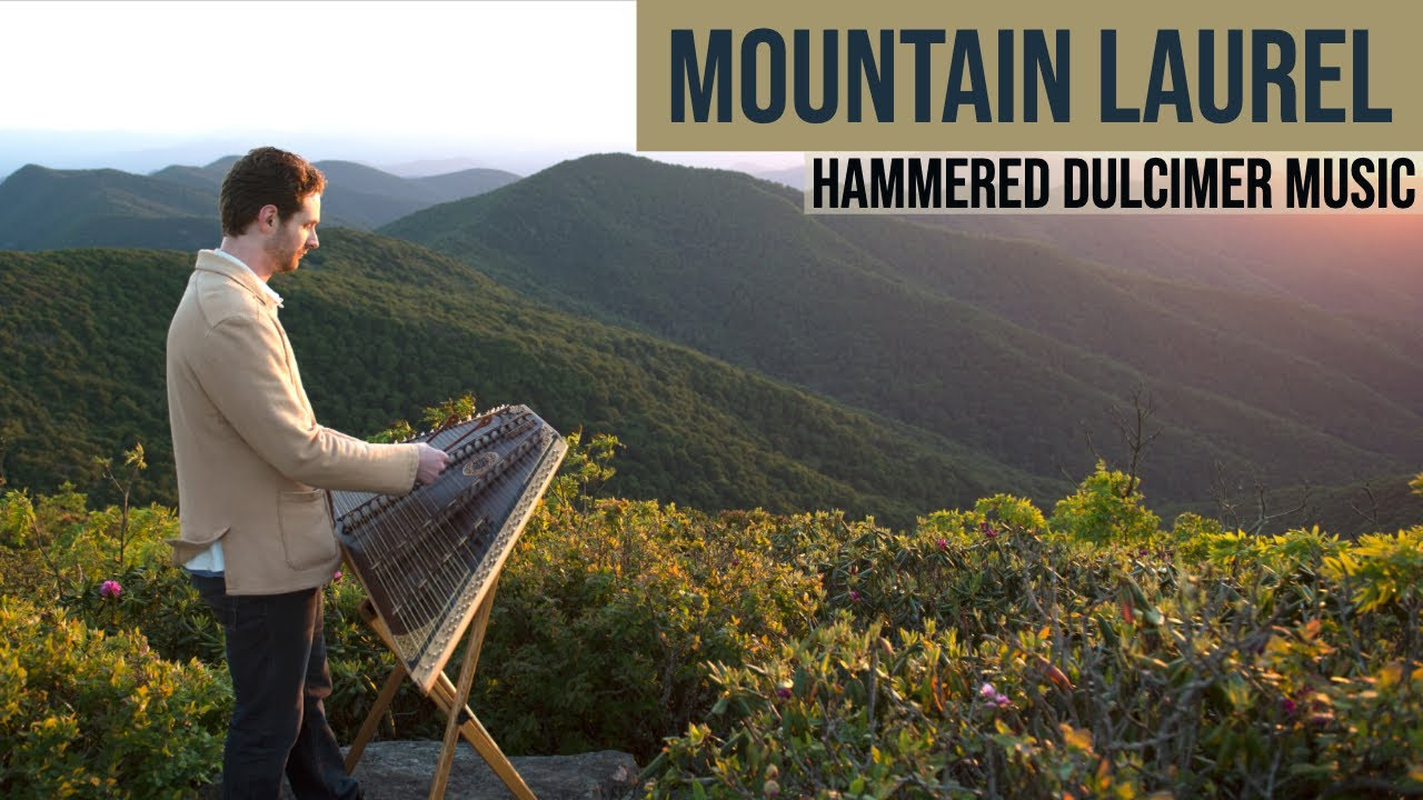 Soundtrack of the Blue Ridge Mountains ft. Hammered Dulcimer by Joshua Messick #1