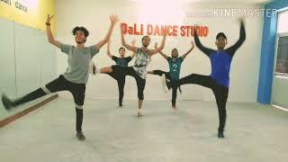 Rolex ( tesher Remix) -Ayo & Teo by BaLi Dance Studio (Bhangra funk)