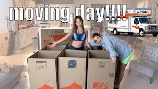MOVING DAY!!!! *EXCITED***
