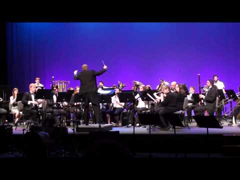 Disney Around The World By James Christensen | Huntington University Wind Ensemble