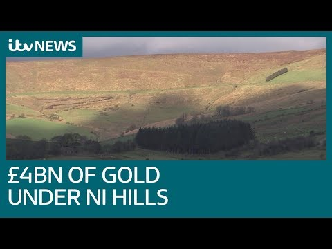 Controversial Plans For Gold Mine In Northern Ireland Go Before High Court | ITV News