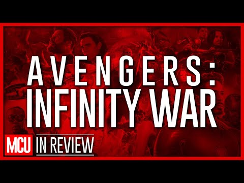 Avengers: Infinity War FULL SPOILERS Review - Every Marvel Movie Reviewed & Ranked
