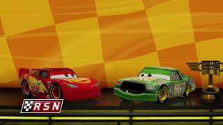 Disney Cars 3 Full Movie Video Game Driven to Win Part 6 - Chick Hicks Master Takedown