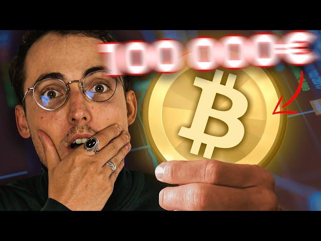 Mon Portefeuille de Cryptomonnaies à 100,000€ et + (JE DONNE LES DÉTAILS)